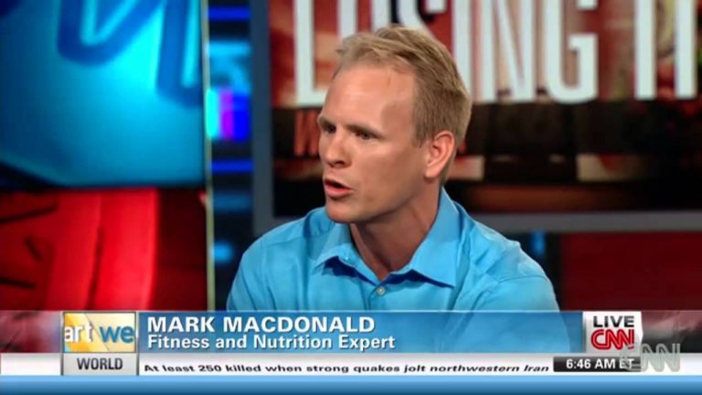 mmACDONALD-FITNESS AND nUTRITION eXPERT